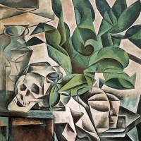 Silent Sundays: Still Life with Skull (1912)