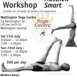 Matthew Smart Iyengar Yoga Workshop