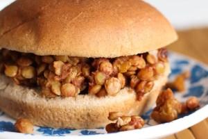 Recipe ReDux: Vegan Lentil Sloppy Joes