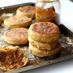 Vegan Pumpkin Pie English Muffins