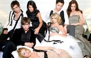Gossip Girl S2 shoot