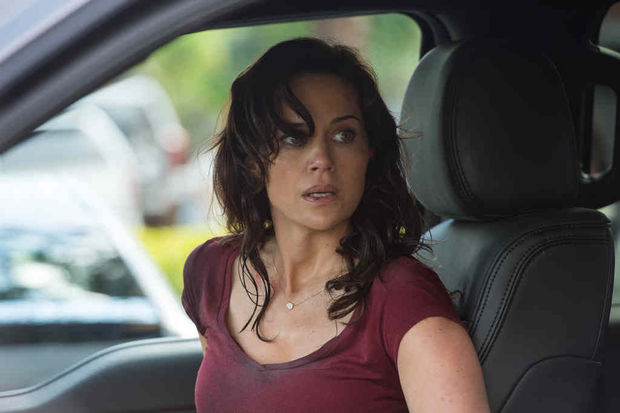 Interview: Carla Gugino talks 'San Andreas'
