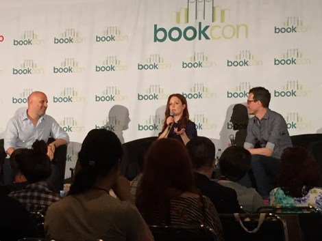 Julianne Moore BookCon