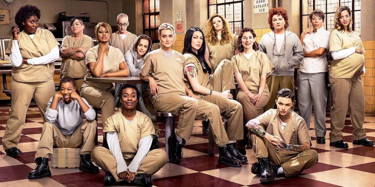 TV Review:  Orange Is the New Black  Season 4