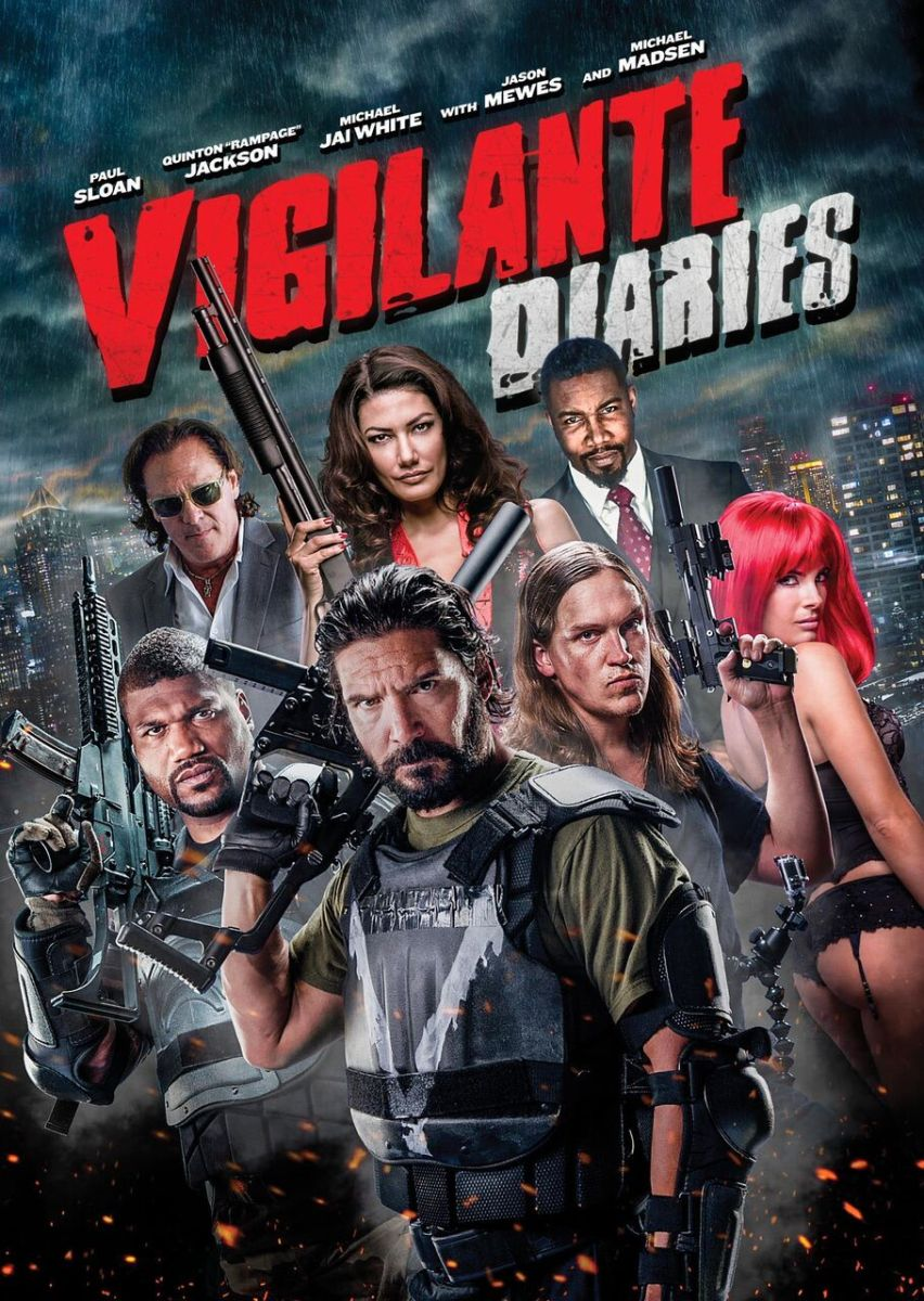 Movie Review: Vigilante Diaries — Offensive and offensively bad on every level
