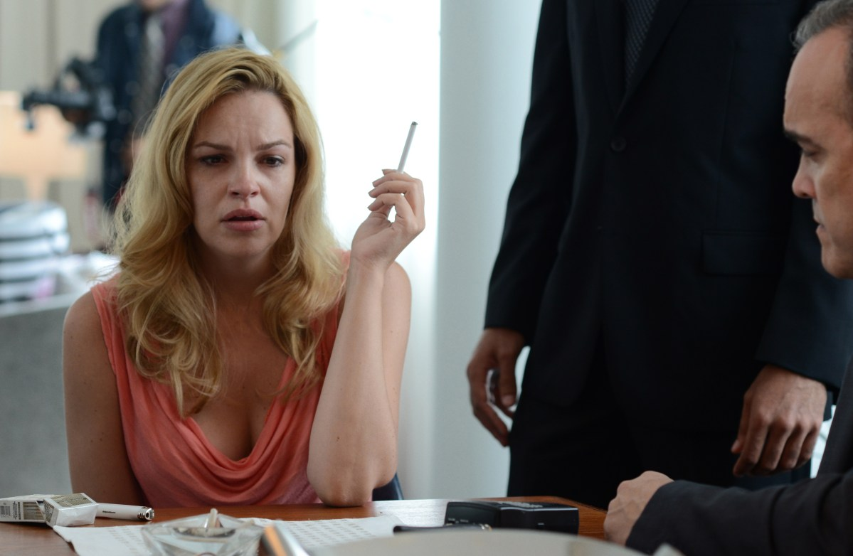 Interview: Actress Tammy Blanchard on 'Tallulah'