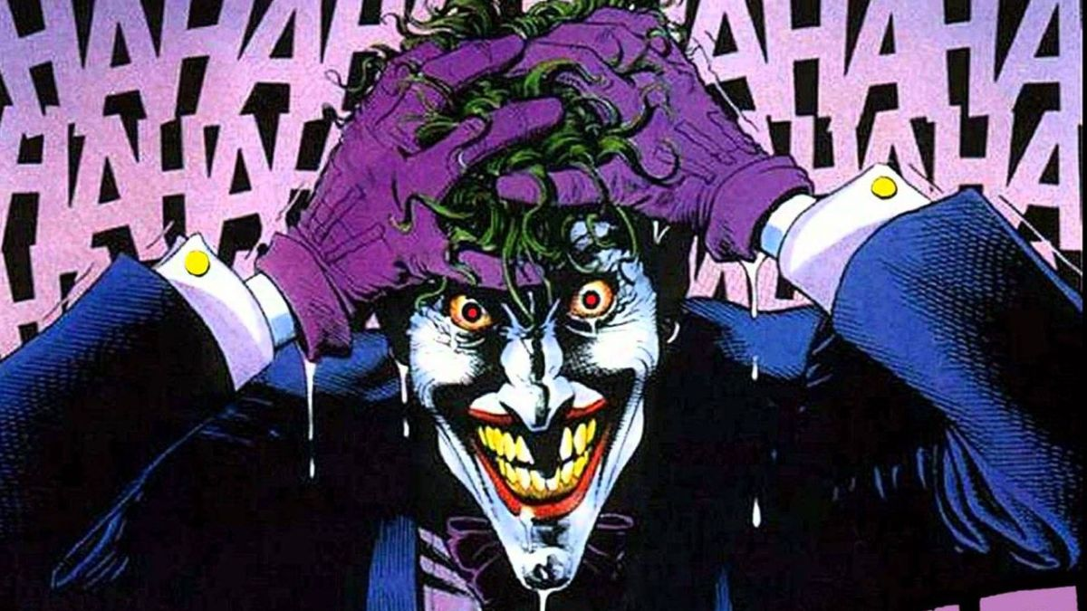 Movie Review: The Killing Joke