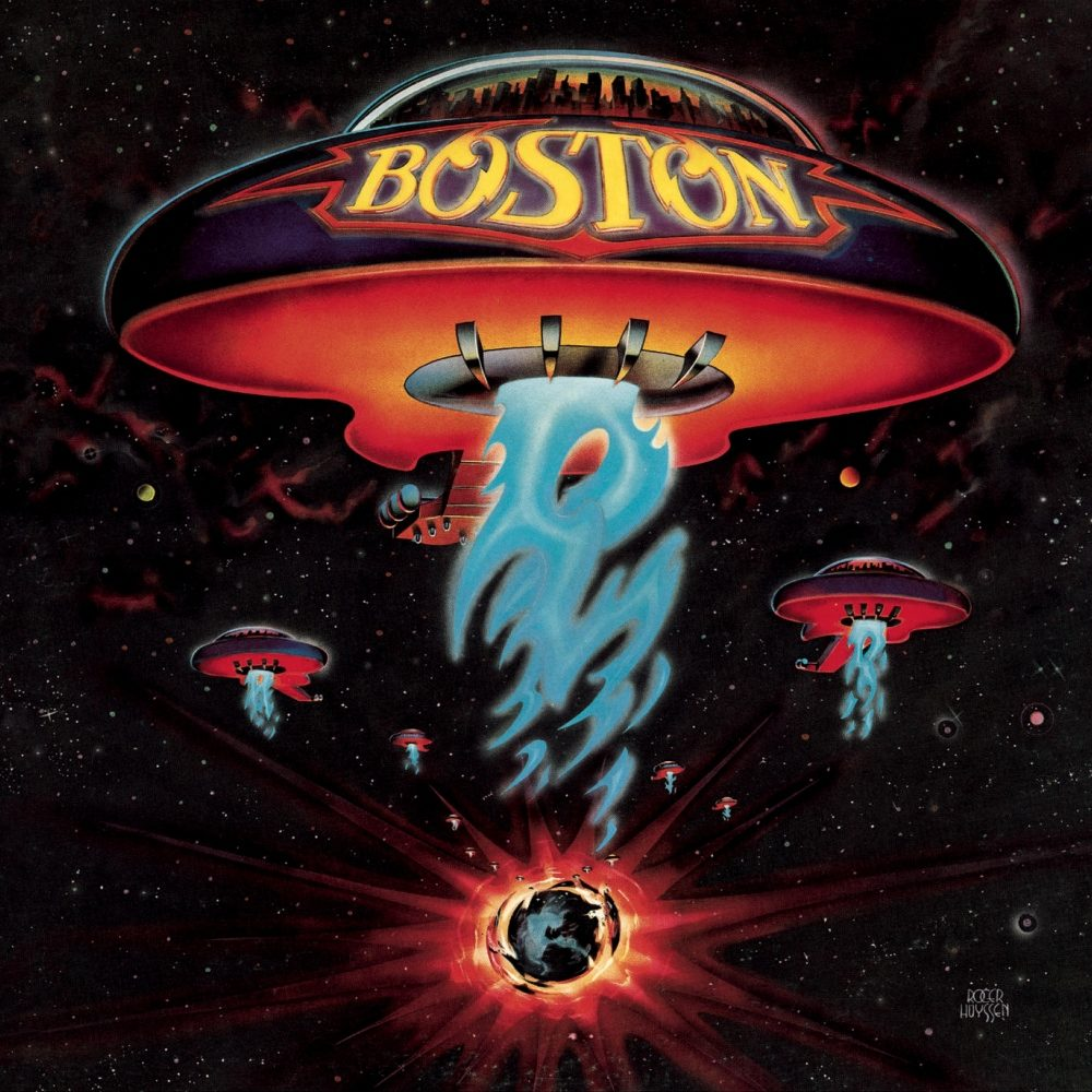 "From The Record Crate: Boston – ""Boston"" (1976)"
