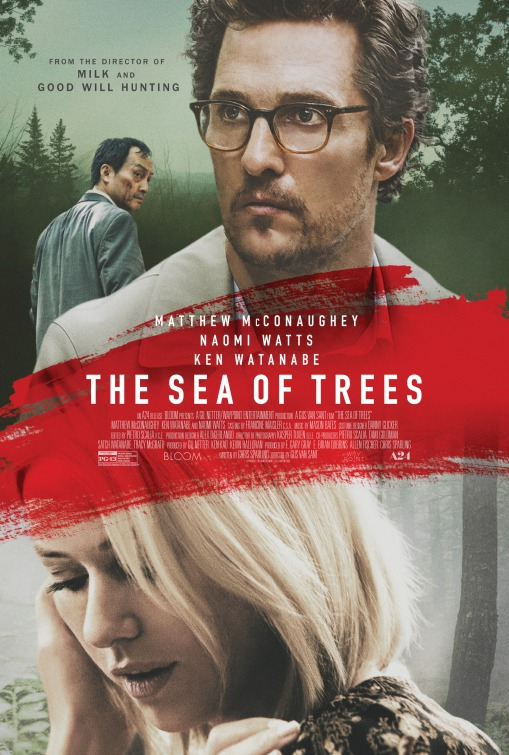 Movie Review: The Sea of Trees