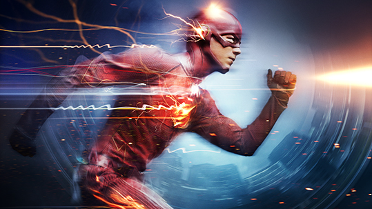 Take a look at season three of The Flash