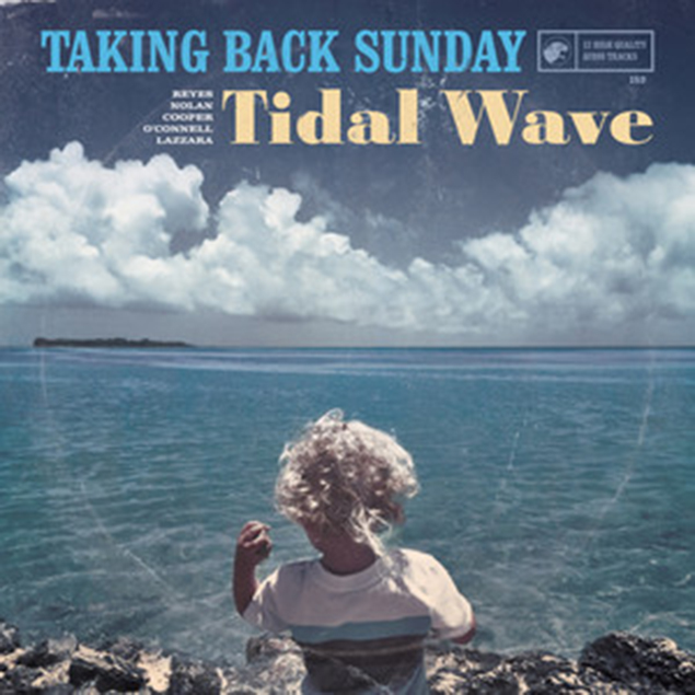 "Album Review: Taking Back Sunday ""Tidal Wave"""
