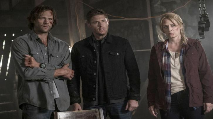 "TV Review: Supernatural 12x02 ""Mamma Mia"""