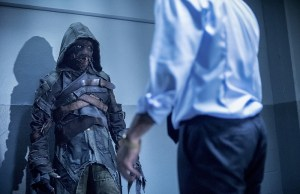 "Arrow -- ""Penance"" -- Image AR504a_0042b.jpg -- Pictured: Joe Dinicol as Ragman -- Photo: Dean Buscher/The CW -- © 2016 The CW Network, LLC. All Rights Reserved."