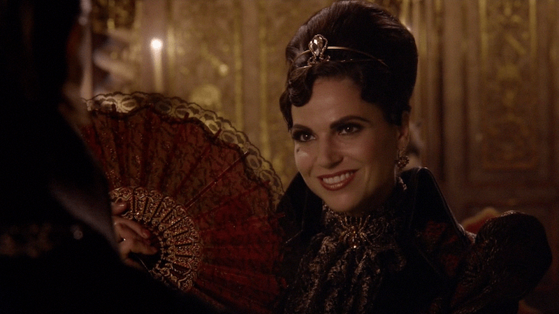 Once Upon a Time: The Evil Queen Unveils Her Master Plan