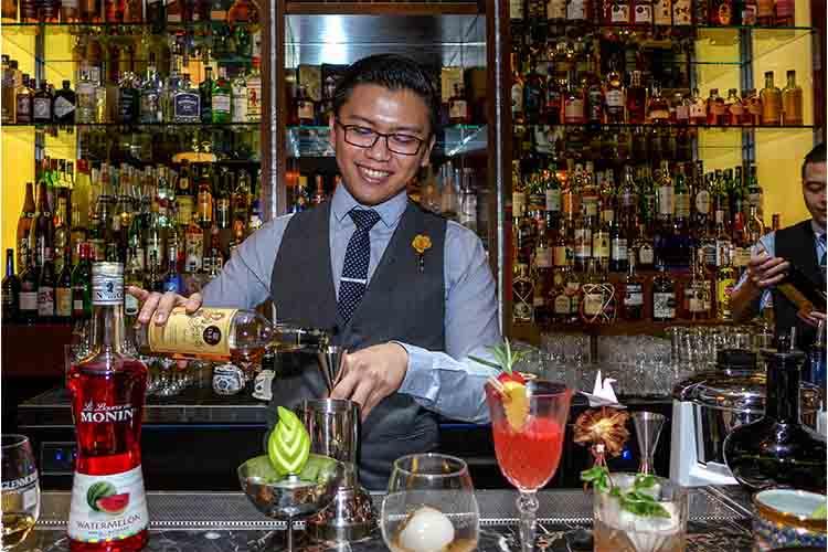 Interview with Osmund Bernard, IKKI Bar Manager - The Yum List
