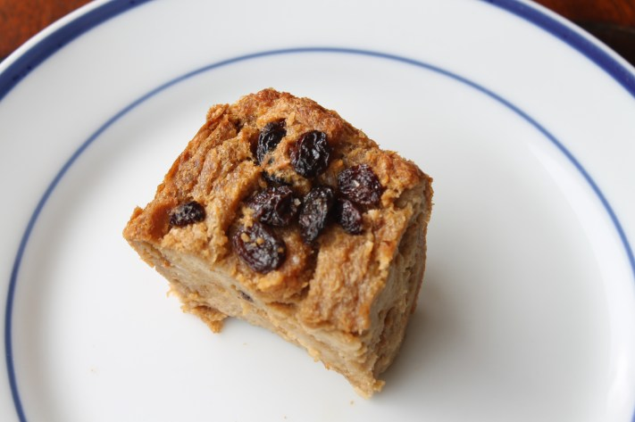 Crust of Bread Pudding