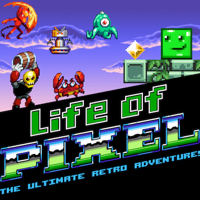 life of pixel t