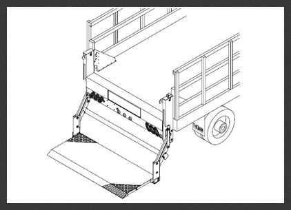 Thieman Liftgate Wiring Diagram Electronic Schematics collections