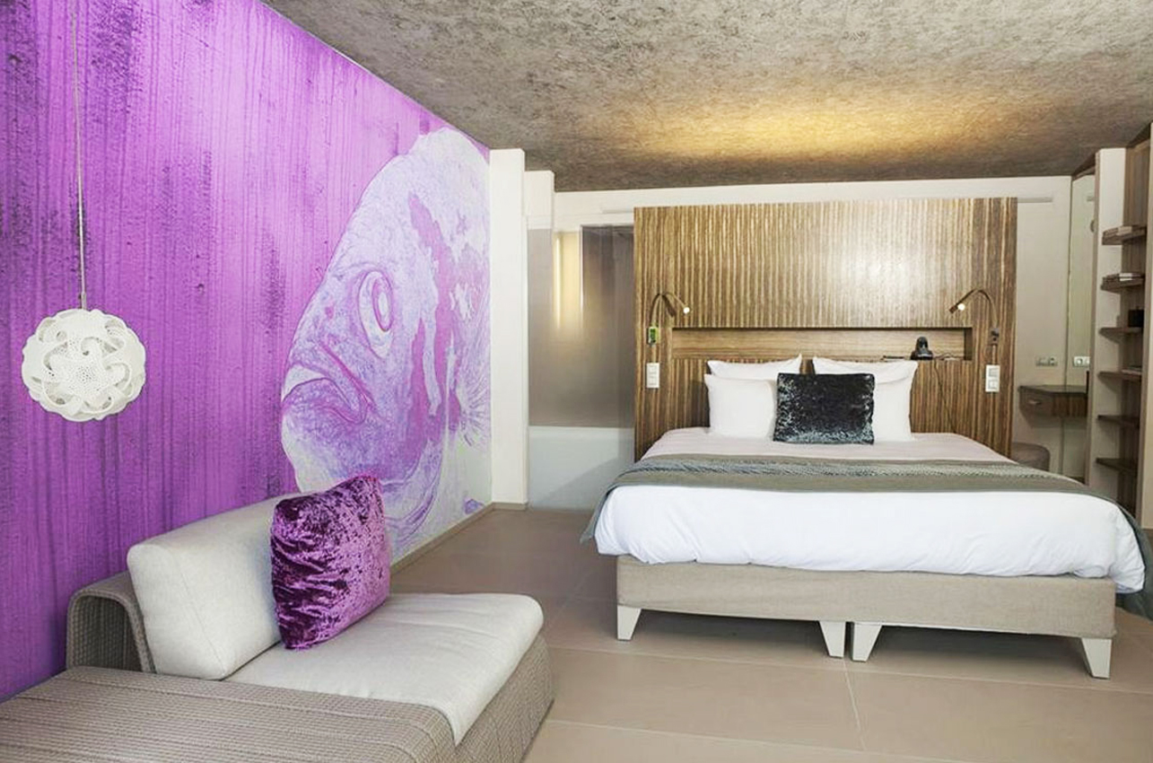 Art Décoration Chambre Chambre 9 French Riviera Luxury Hotel Thierry Bisch Animal Painter