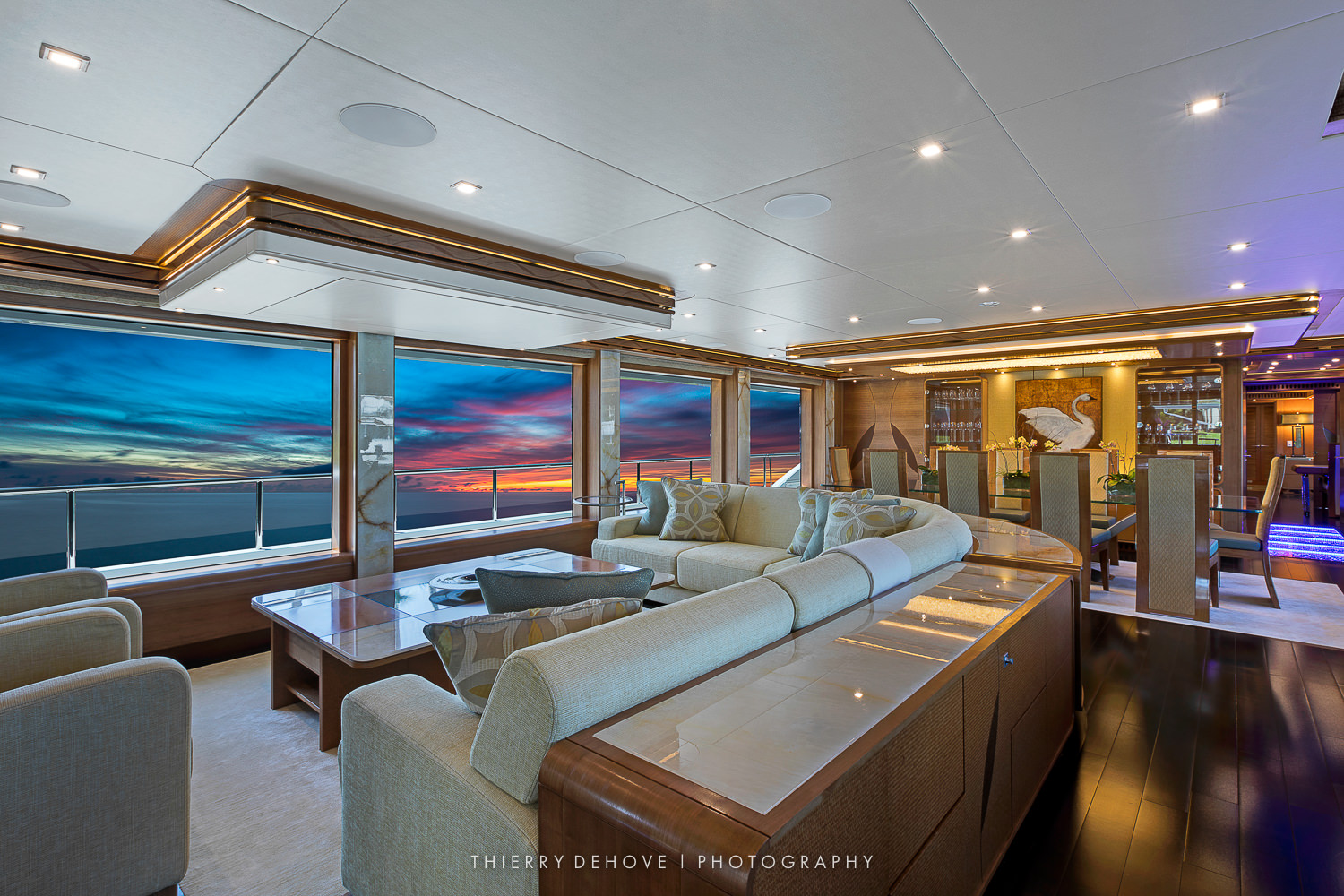 Inside Luxury Yachts Serenity Luxury Yacht 133 Interior Welcome To Thierry