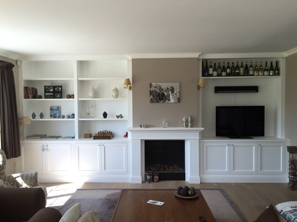 Slaapkamer Tv Meubel Woonkamer - Living :: Wooddesign :: By Thierry Rappe