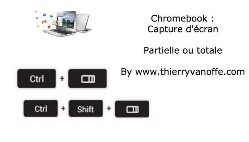 faire cv sur chromebook