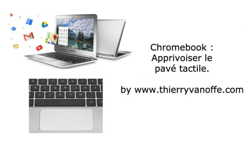faire cv sur chromebook