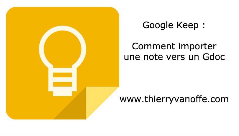 mettre un cv sur google drive