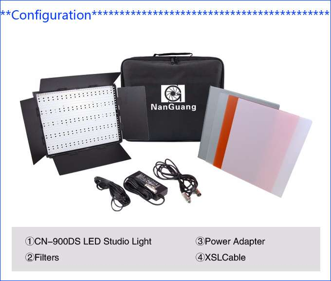 LED Studio CN-900DS-3