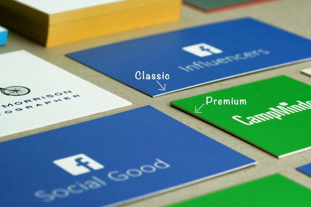 Business Cards Classic (11-18pt) - THikit
