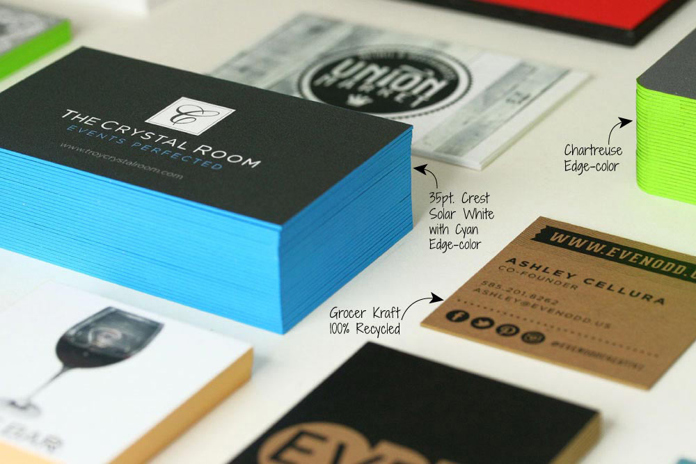Premium Thick Business Cards at THikit