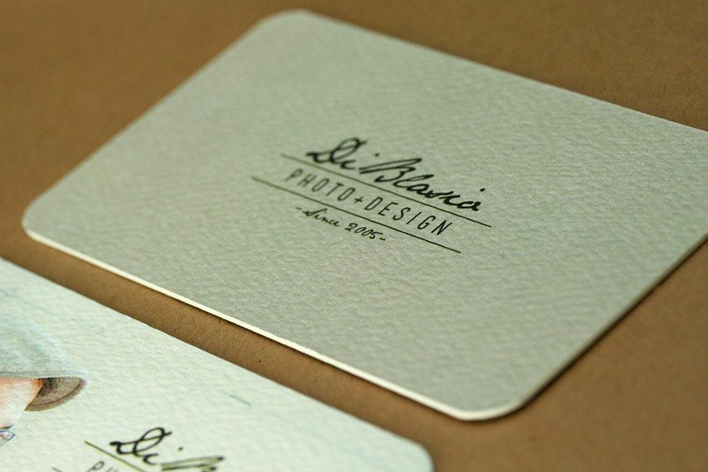 Thick Paper - Unique Business Cards  Postcards