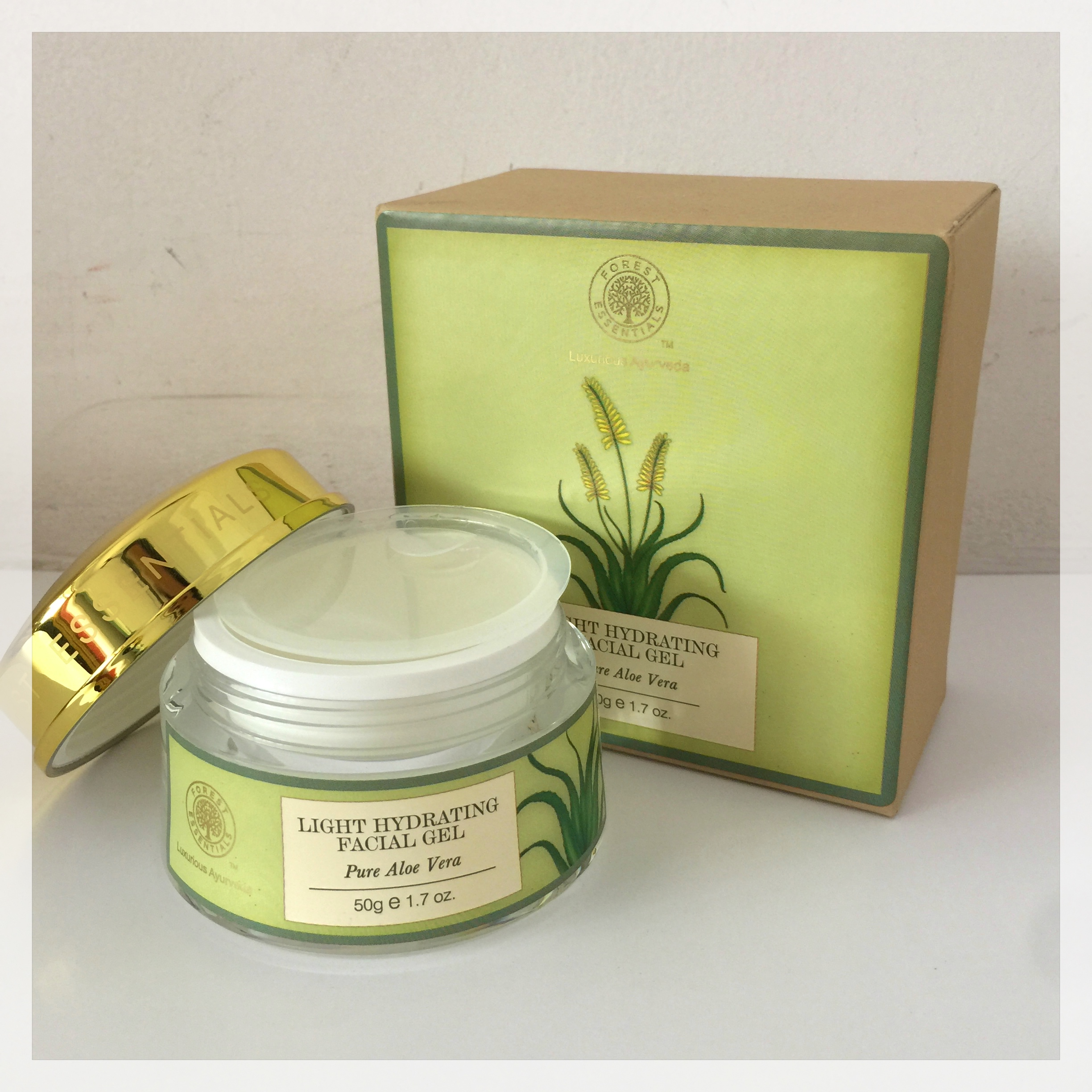 Aloe Vera Essen Indian Luxury Forest Essentials Thingism