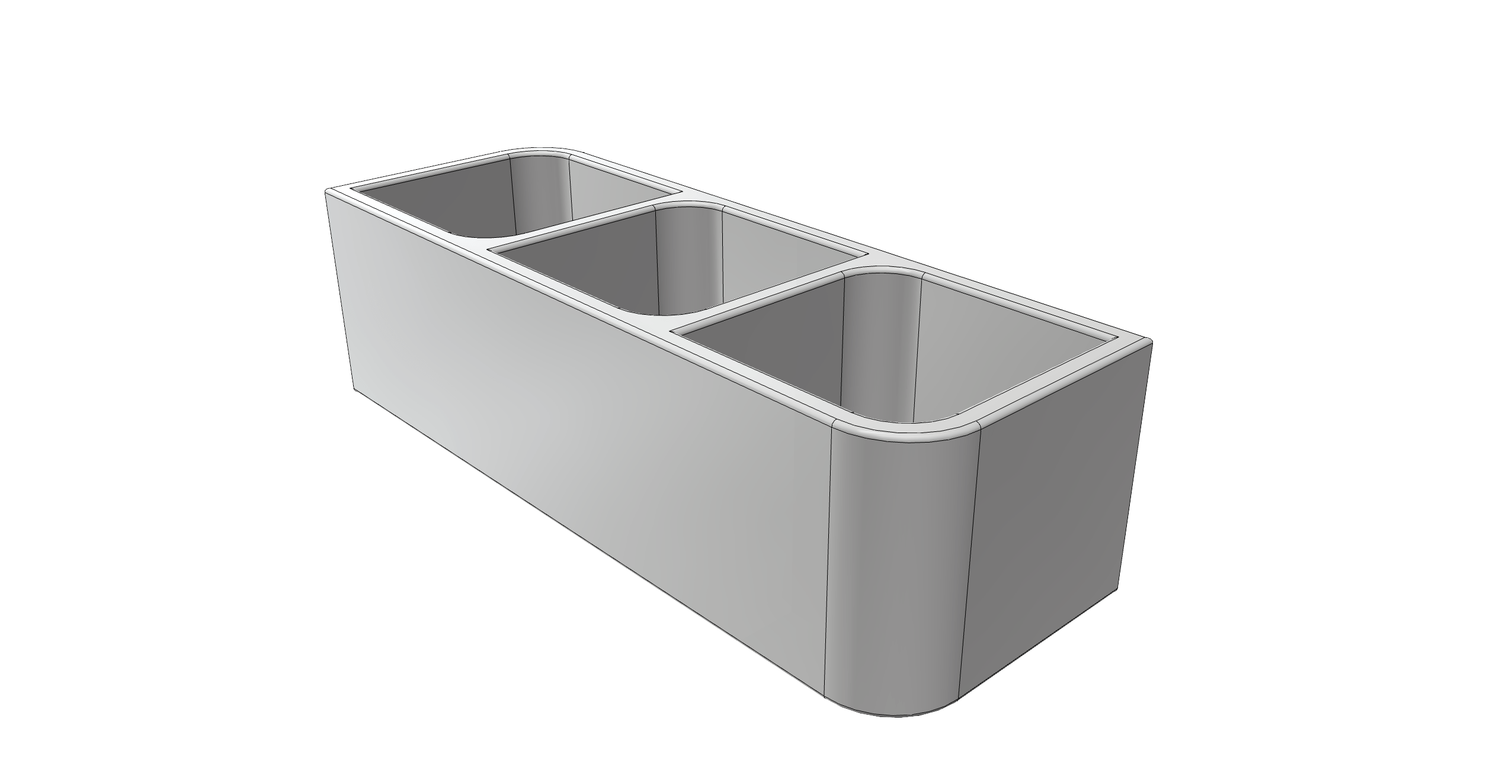 Simple Planters Simple Modern Planters By Kingking125 Thingiverse