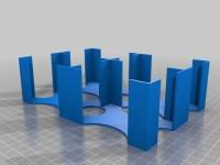 Munchkin Deck Holder by MaverickVG - Thingiverse