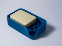 Soap holder by piuLAB - Thingiverse