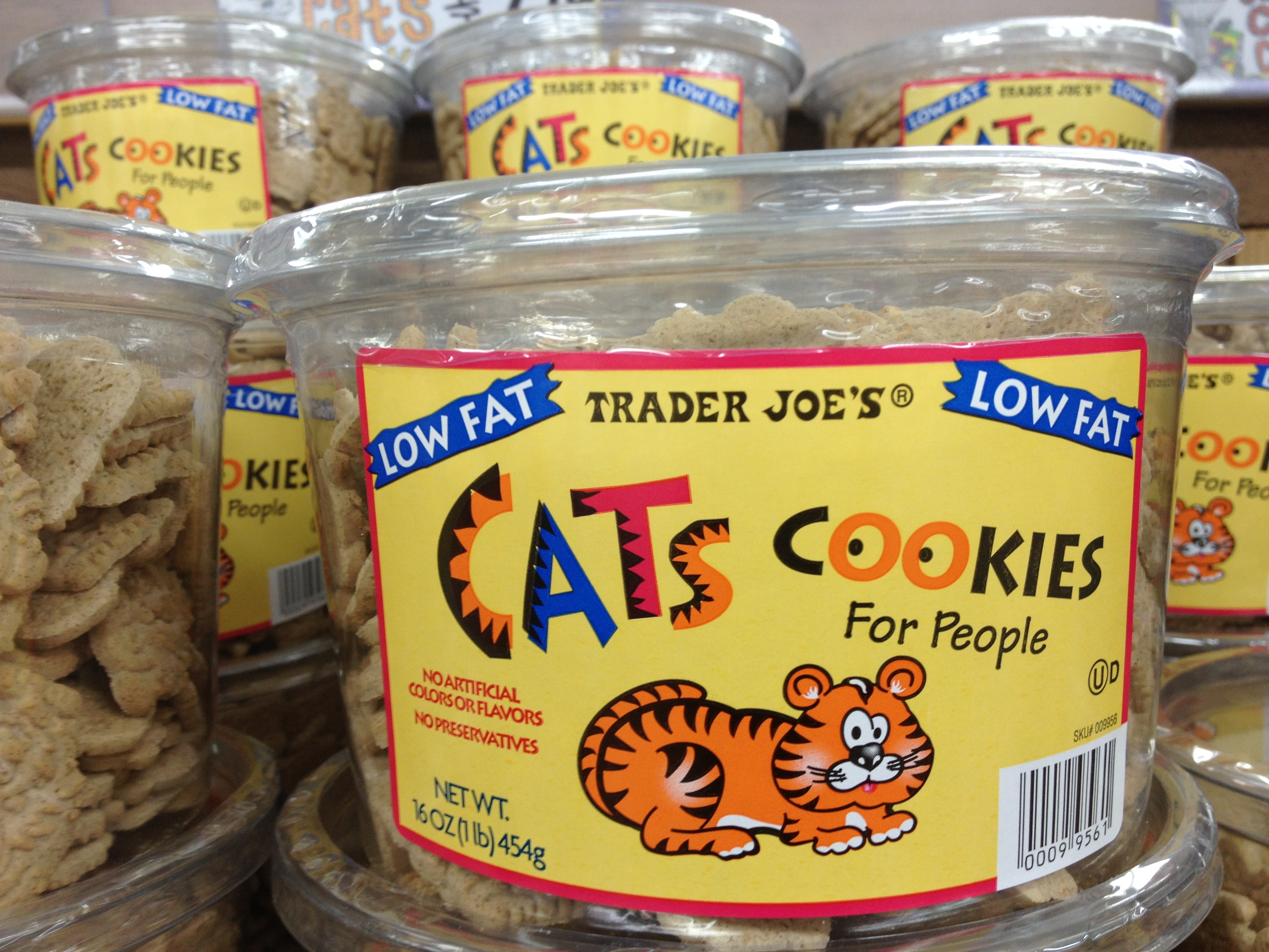 Trader Joes Cat Food Calories Food