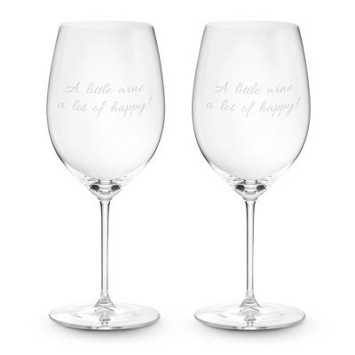 Chardonnay Wine Glass Riedel Veritas Chardonnay Set Of 2 Wine Glasses
