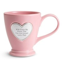 Pink Coffee Mugs - The Coffee Table