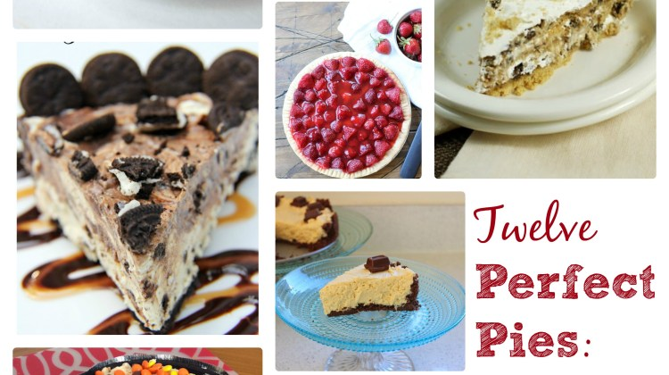 12 Perfect Pies No Baking Required