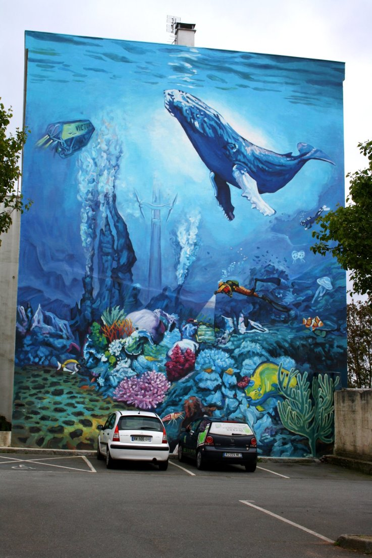 in Brest, France