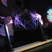 Kinetic Light Sculptures by Paul Friedlander, a Scientific Artist