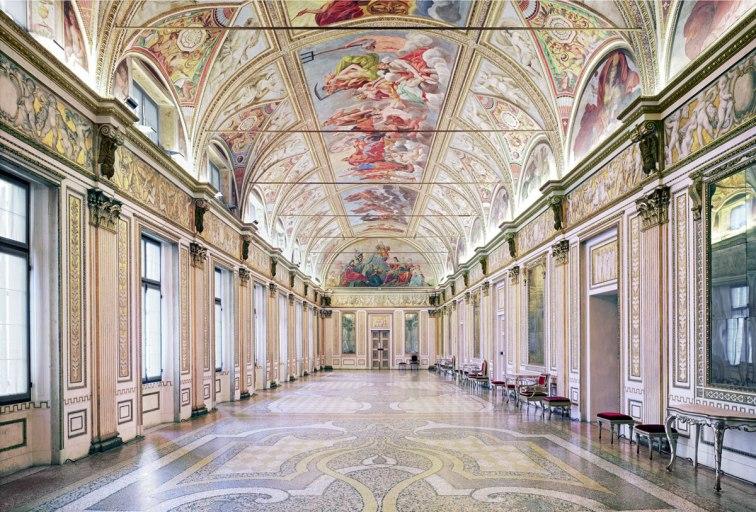 Candida Höfer Palazzo Ducale Mantova I 2011