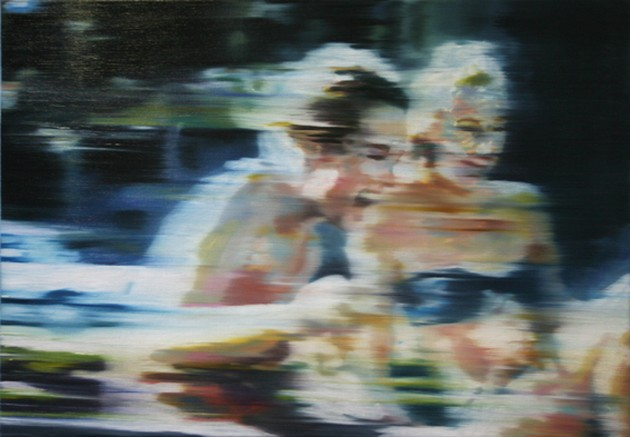 Good Times I, 2010 Oil on canvas