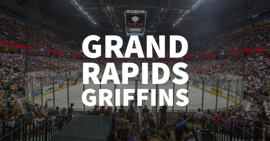 Grand Rapids Griffins Hockey Blu House Properties