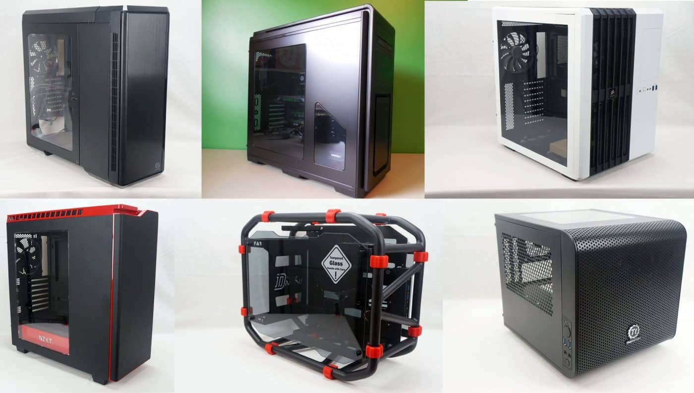 Case Pc The Best Pc Cases Of 2014 Thinkcomputers Org