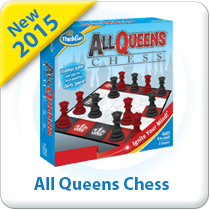 All Queens Chess Featured