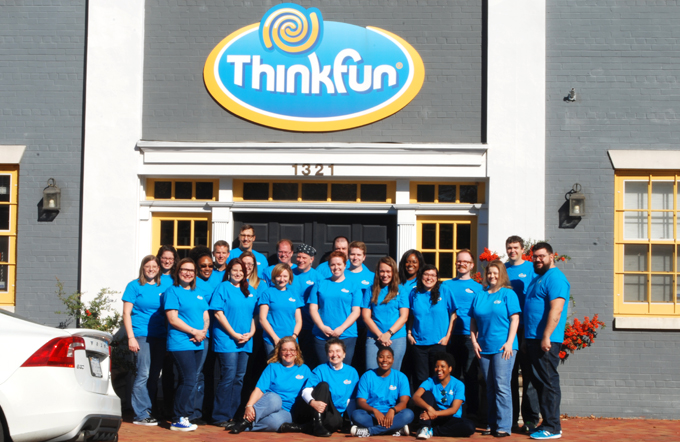 ThinkFun Alexandria Staff