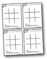 Tic-Tac-Toe Reversed Strategy
