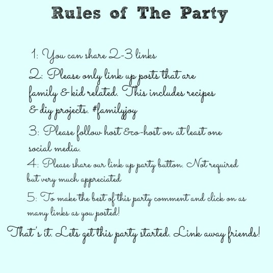 rules of the party